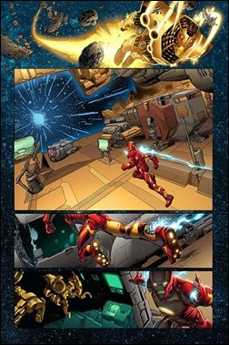 Iron Man #15 Preview 1