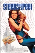 STEED AND MRS. PEEL VOL. 2: THE SECRET HISTORY OF SPACE TP