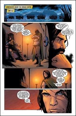 X-O Manowar #16 Preview 2
