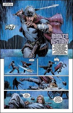 X-O Manowar #16 Preview 3
