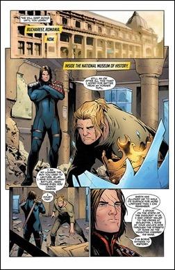 X-O Manowar #16 Preview 5