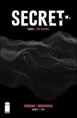 Secret #3 Cover