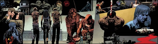 THE WALKING DEAD #115 Interconnecting Covers