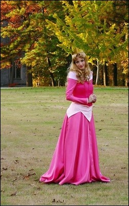 Katie George as Princess Aurora (Photo by Brian Boling)