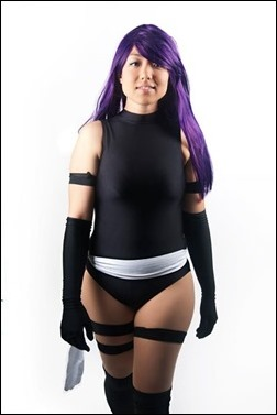 Anna S as Psylocke (Uncanny X-Force Variant)