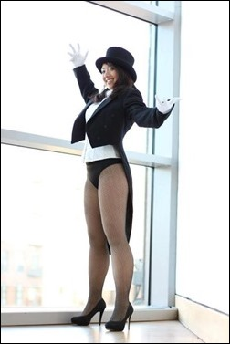 Anna S as Zatanna (photo by StealthBuda)