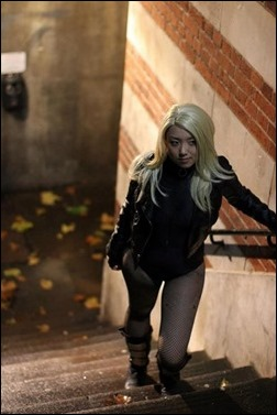 Anna S as Black Canary (photo by StealthBuda)