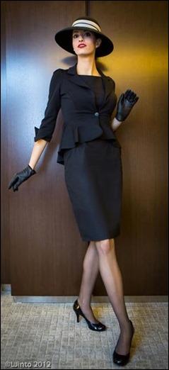 Katie George as Selina Kyle (Photo by LJinto)