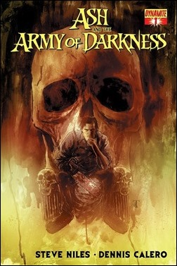 Ash and the Army of Darkness #1 Cover
