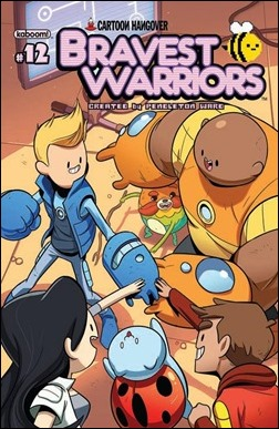 Bravest Warriors #12 Preview 1