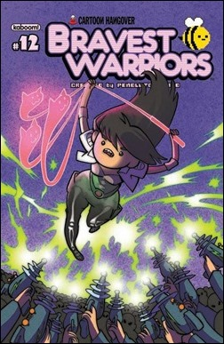 Bravest Warriors #12 Preview 2
