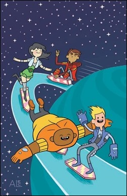 Bravest Warriors #12 Preview 3