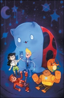 Bravest Warriors #12 Preview 4