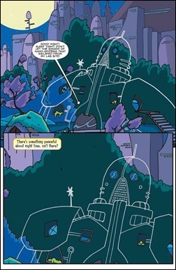 Bravest Warriors #12 Preview 6