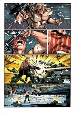 Captain America #12 Preview 3