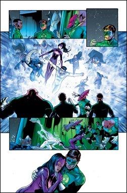 Green Lantern #24 Preview 2