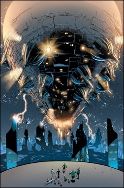 Green Lantern #24 Preview 4