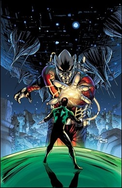 Green Lantern #24 Cover