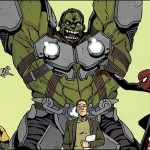First Look at Indestructible Hulk Special #1 by Mike Costa & Jake Wyatt