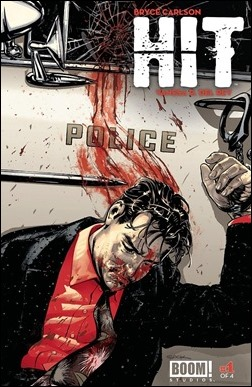 Hit #1 Cover A