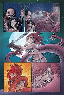 Legends of Red Sonja #1 Preview 6