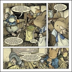 Mouse Guard: Legends of the Guard Vol. 2 #2 Preview 1