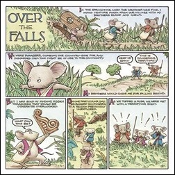 Mouse Guard: Legends of the Guard Vol. 2 #2 Preview 2