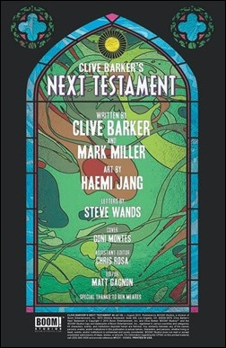 Next Testament #4 Preview 1