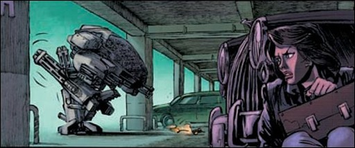 Robocop: The Last Stand #2