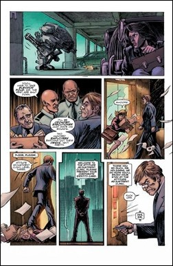 Robocop: The Last Stand #2 Preview 5
