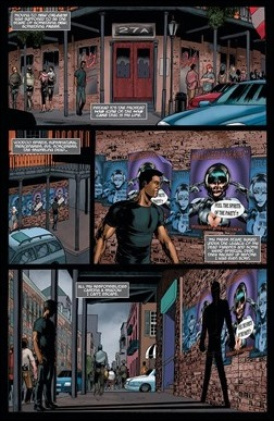 Shadowman #11 Preview 2