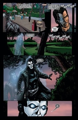 Shadowman #11 Preview 3