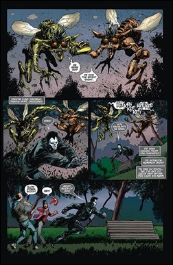 Shadowman #11 Preview 4