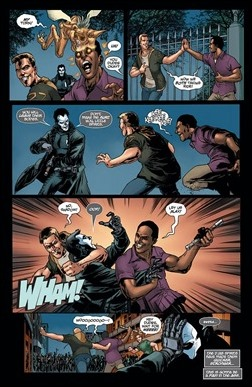 Shadowman #11 Preview 6