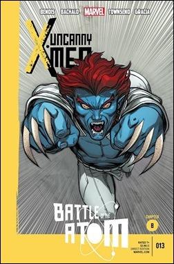 Uncanny X-Men #13 Cover