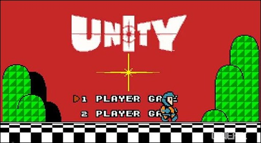 UNITY #1 8-Bit Evolution Variant