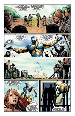 X-O Manowar #17 Preview 3