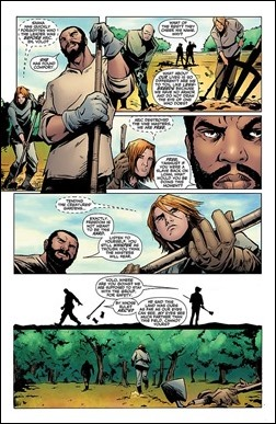 X-O Manowar #17 Preview 4