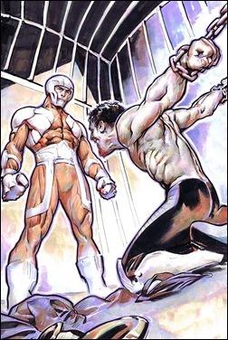 X-O Manowar #19 Preview 1