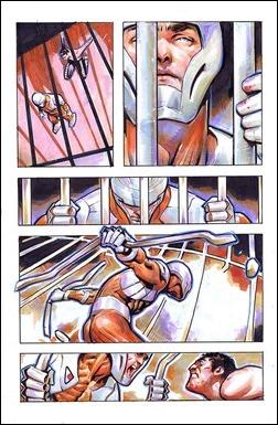 X-O Manowar #19 Preview 2