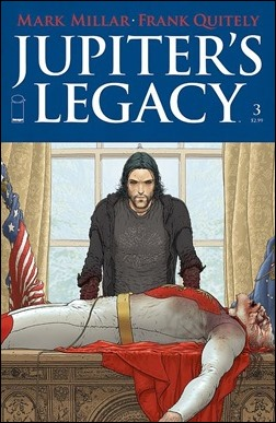 Jupiter's Legacy #3 Cover A