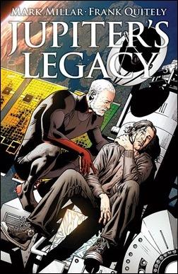 Jupiter's Legacy #3 Cover B