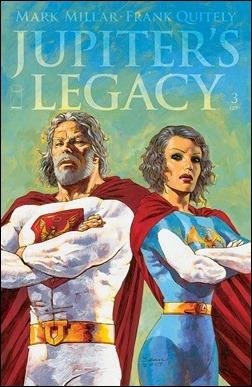 Jupiter's Legacy #3 Cover C