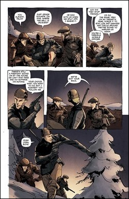 Peter Panzerfaust #14 Preview 1