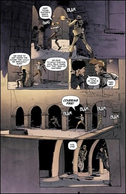Peter Panzerfaust #14 Preview 2