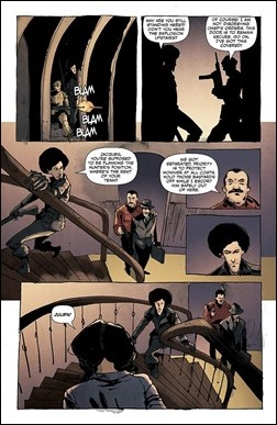 Peter Panzerfaust #14 Preview 3