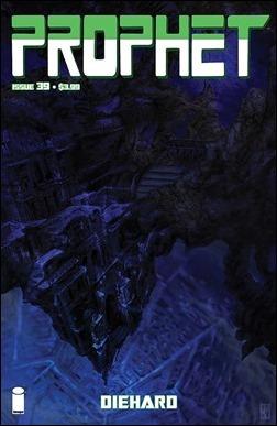 Prophet #39 Cover