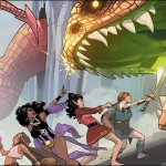 Preview: Rat Queens #1 by Kurtis J. Wiebe & Roc Upchurch