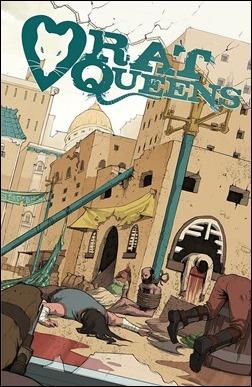 Rat Queens #1 Preview 3