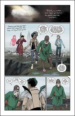 Saga #14 Preview 5